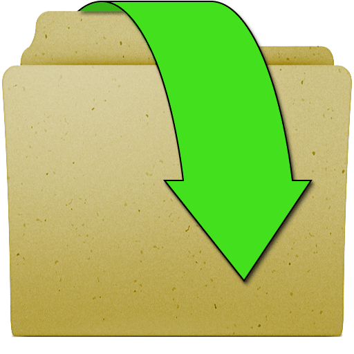 File It Away Icon